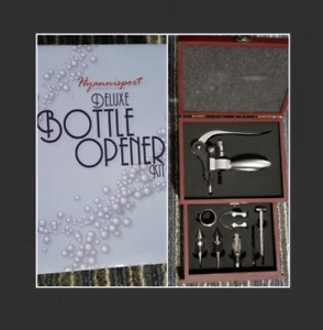 ** NEW** Wine Bottle Opener & with Accessories