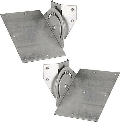 "NEW Selkirk 200420 CHIMNEY PIPE Universal Roof Support Kit 12"" STAINLESS 8489627"