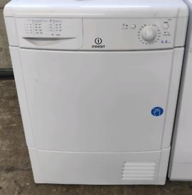 £120 Indesit 7KG Condenser Tumble Dryer - 6 Months Warranty