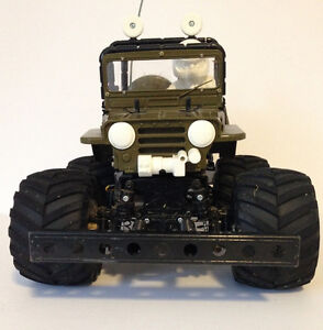 REDUCED Tamiya RC Wild Willy II Jeep 1/10th scale St. John's Newfoundland image 2
