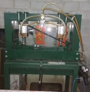 Used Metal Corner Bender Machine in Good Condition