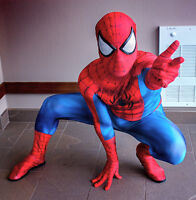 Children Character Entertainer- Spiderman and Captain America