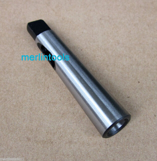 MT1 to MT2 Morse Taper Adapter / Reducing Drill Sleeve