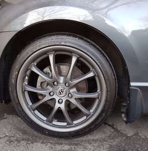 Hyundai wheel and tire package (BRAND NEW)