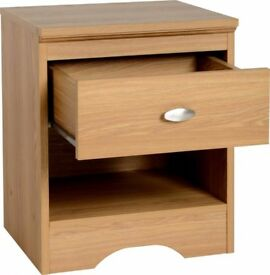 Bedside Cabinets Pair Price for Both Brand New Excess Stocks