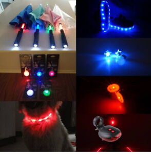 LED HALLOWEEN SAFETY PRODUCTS