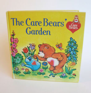 Vintage The Care Bears' Garden