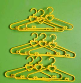 ♡ 9 Kids Baby hangers ♡