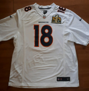 NFL Jersey 50th superbowl