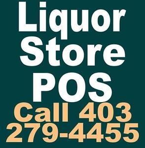 Liquor Store POS System for Alberta