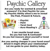 Psychic readings free for 15 minutes by phone