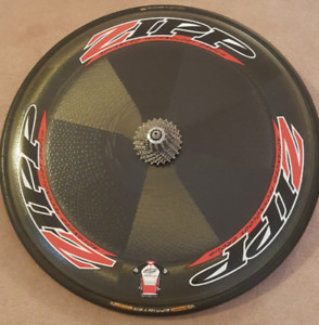 Zipp ZedTech carbon disc with 10spd cassette in excellent cond.