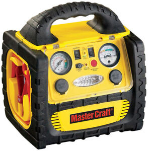 Master Craft® 5-in-1 Power Station, New, Missing the charger