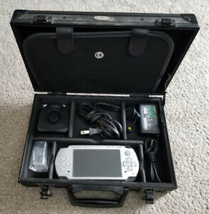 PSP , Hardcase, Games, Movies, accessories