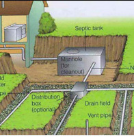 Septic Field Repairs and Replacement