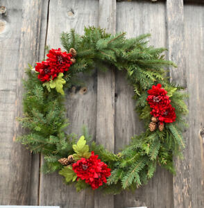 Wreaths, Greens, Urns, Reindeer, Candy Canes, Christmas Trees!