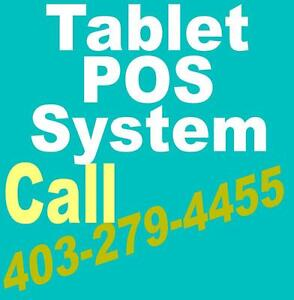 Tablet Point of Sale System **NO Monthly Fees**
