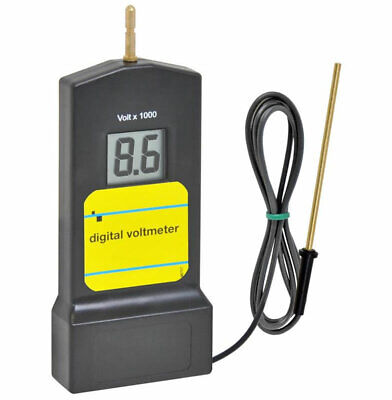 Bird Shock Digital Voltage Tester - Pigeon/ Bird Control