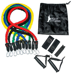 High Quality Resistance Band Set Clearout - $20!