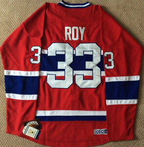 SPRING SALE!! Montreal Canadians Jerseys!! Brand New With Tags!!