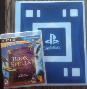PS3: J.K. Rowling Book of Spells (Harry Potter)