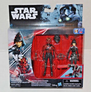 Star Wars Rebels 7th Sister Inquisitor V Darth Maul for sell