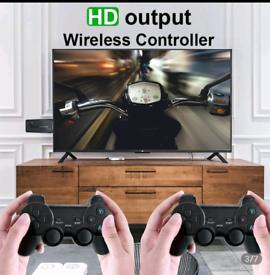 Retro arcade console 10k / wireless controllers