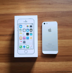 Iphone 5s, 16gb, silver, Roger's