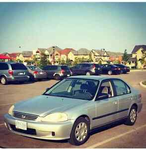 2000 civic sedan Need gone asap  Oakville / Halton Region Toronto (GTA) image 1