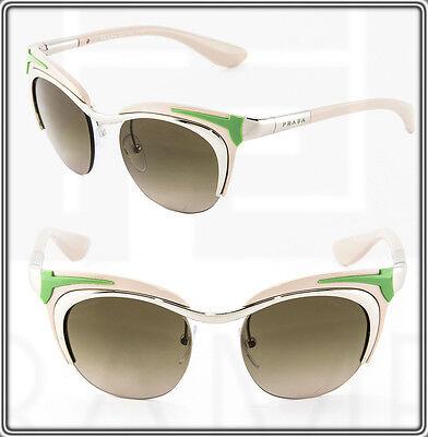 PRADA DIXIE COLLECTION PR61OS Grey Pale Green Silver 1BC-1X1 SPR 610