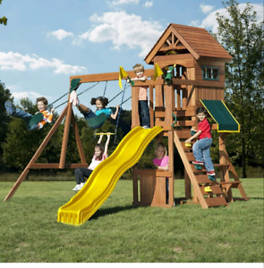 ISO play structure