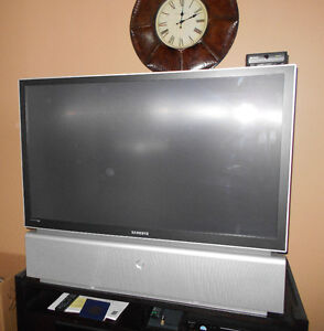 SAMSUNG 50 INCH PROJECTION T.V.