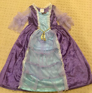 Toddler girl size 3T-5T dress up clothes and new wand