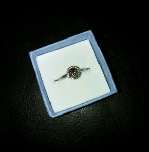 Diamond Ring, size 6