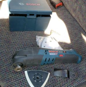 Bosch 12v Oscillating Multi Tool