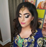 $120 PARTY MAKEUP WITH EYELASHES & HAIR