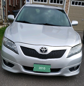 Reduced: 2010 Toyota Camry SE