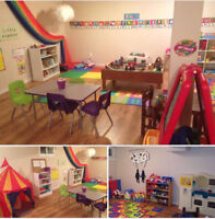 Full time summer care spot in east end home daycare