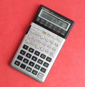 Casio fx-3800P scientific pocket calculator