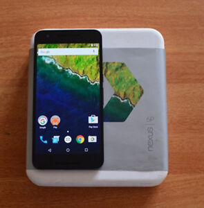 Google Nexus 6P Smartphone cellphone android huawei 5.7 inch
