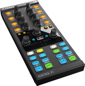 Traktor X1 MK2 with Chroma Caps