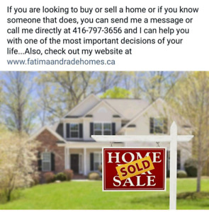 Buy, Sell or Lease a Home