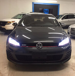 2015 Volkswagen GTI Autobahn Coupe 6-spd Manual