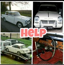 Classic car mechanic wanted