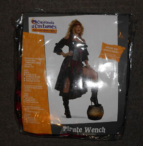 New Pirate Wench or Saloon Gal Costume (Chilliwack)