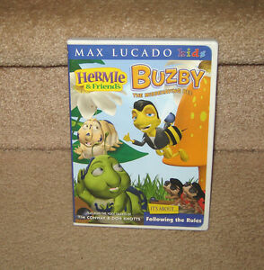 Max Lucado's Hermie and Friends DVD and Bug Play Set Strathcona County Edmonton Area image 2
