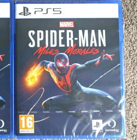 PS5 Spiderman Miles Morales Spider Man Playstation 5 Marvel Family