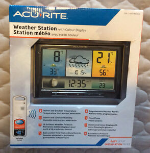 Brand New AcuRite Weather Station