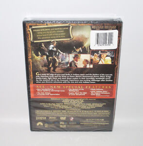 Indiana Jones and the Raiders of the Lost Ark DVD New Sealed London Ontario image 2