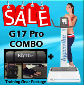 HyperVibe G17 whole body vibration machine